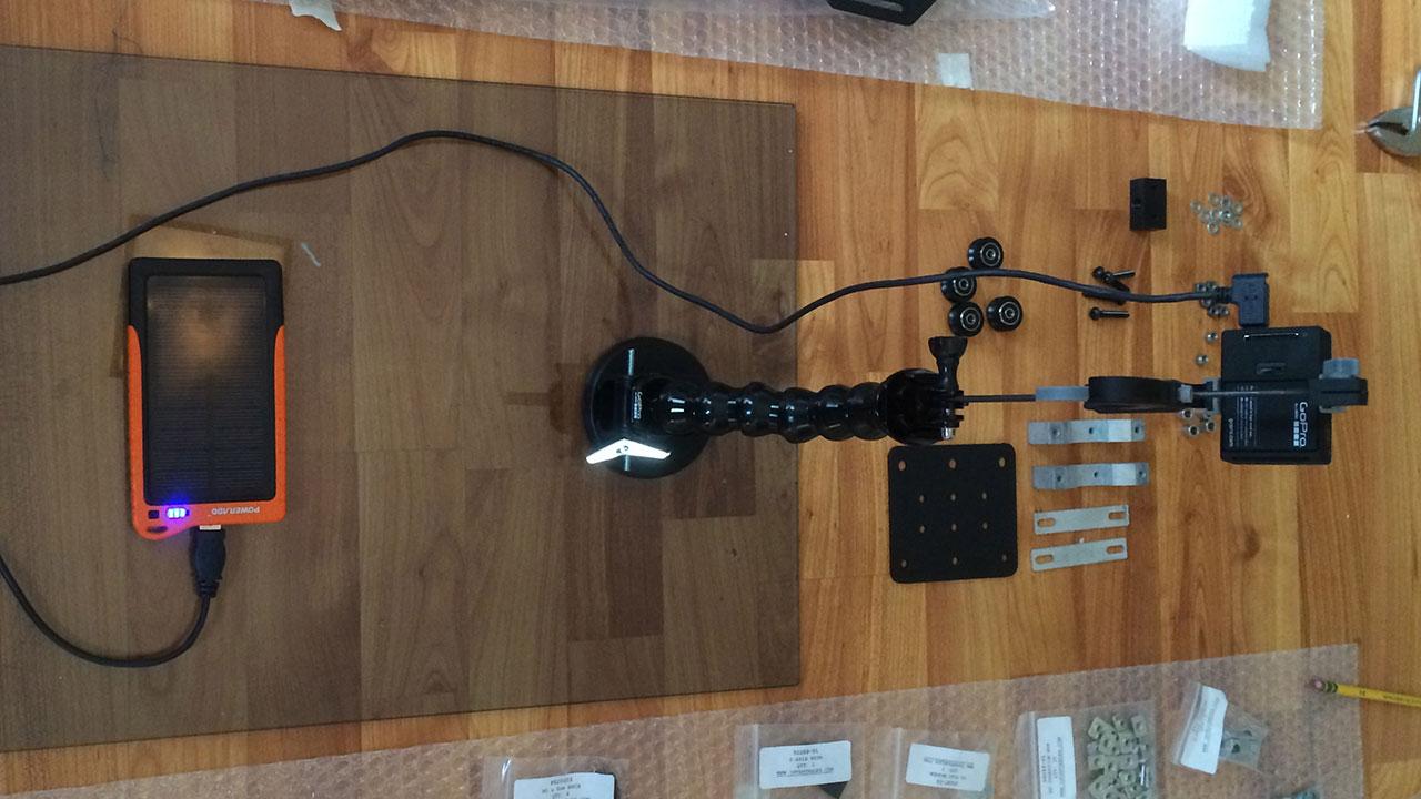 Labs: GoPro Solar Extender