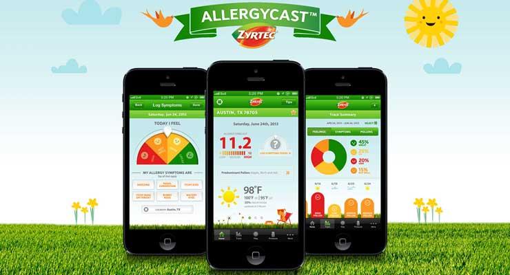 Zyrtec : AllergyCast