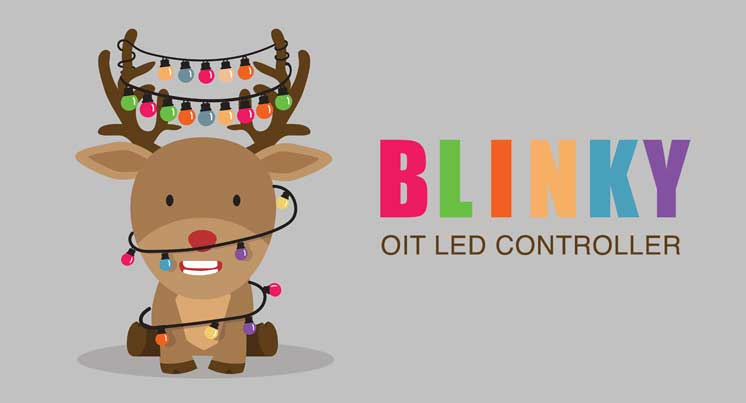BLINKY : IOT LED Controller